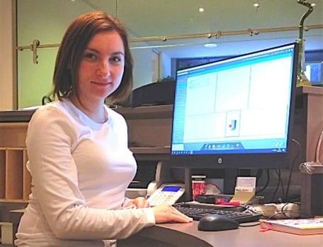 Iryna, 29 Jahre, medizinische Fachangestellte